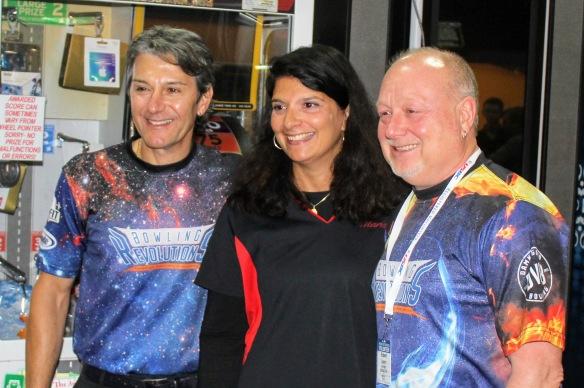 Bob Learn & Amleto Moncelli Photo with Participant