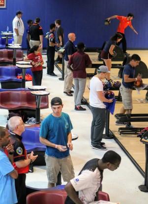 Bowling Clinic #12