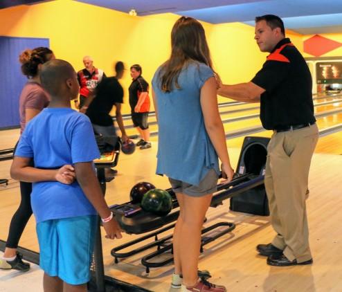 Bowling Clinic #58