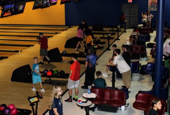 Bowling Clinic #64